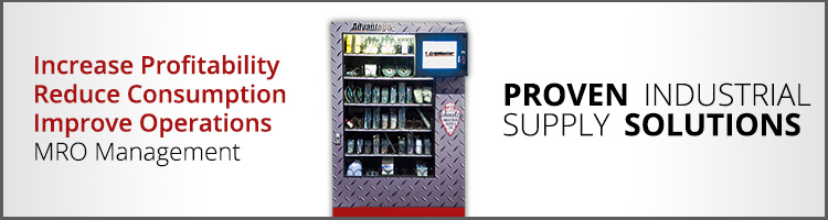 The cornerstone of our inventory management program is flexibility. Tool Crib Management. Vending Options.