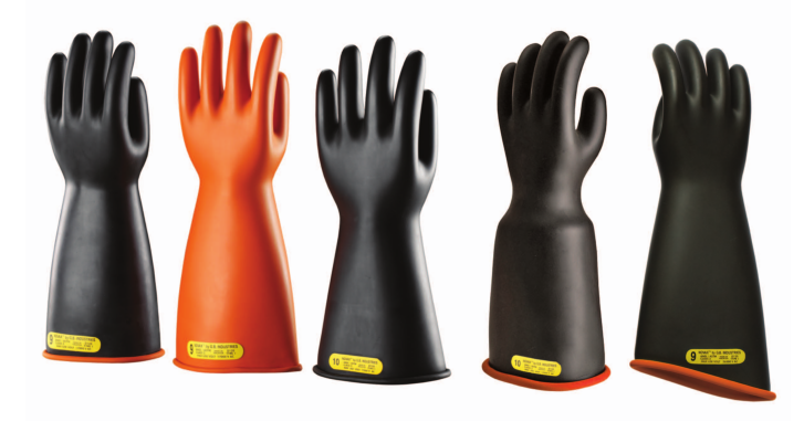 Novax Rubber Insulated Gloves